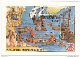 Grenada  Grenadines Hb 129 - St.Vincent Y Las Granadinas