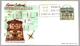 UNIVERSIDAD DE ALCALA DE HENARES. SPD/FDC Madrid 1966 - Autres