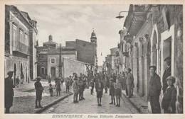 BARRAFRANCA - CORSO VITTORIO EMANUELE - Enna