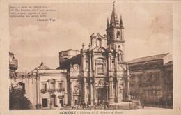 ACIREALE - CHIESA DI S. PIETRO E PAOLO - Acireale