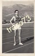 FORMIA _1956 / Scuola Nazionale Di Atletica - Giovane Del C.U.S. Di Palermo - Cartolina Fotografica _ Ediz. Privata - Latina