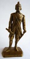 FIGURINE PUBLICITAIRE MOKAREX - LE GRAND SIECLE LOUIS XIV Figurine 24 - MARECHAL DE SAXE (2) - Figurines