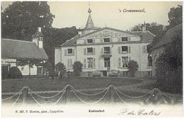 S' GRAVENWEZEL - Schilde - Kattenhof - N° 487 F. Hoelen, Phot. Cappellen - Schilde