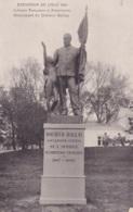 Exposition De Liège 1905 Monument Du Docteur Ballay - Luik