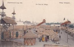 Liège Exposition Internationale De 1905 Village Sénégalais - Luik