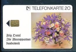 GERMANY Telefonkarte O 064 92 Blumen - Auflage  3000 Stück - Siehe Scan -15564 - Deutschland