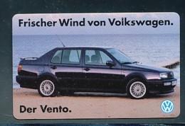 GERMANY Telefonkarte O 121 92 VW - Der Vento - Auflage  20 000 Stück - Siehe Scan -15565 - Deutschland