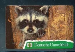 GERMANY Telefonkarte O 117 94 Deutsche Umwelthilfe - Auflage  30 000 Stück - Siehe Scan -15567 - Deutschland