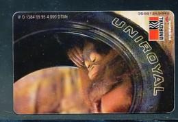 GERMANY Telefonkarte O 1384 95 Uniroyal  - Auflage  4 000 Stück - Siehe Scan -15585 - Deutschland
