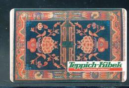 GERMANY Telefonkarte O 2184 95  Teppich Kibek - Auflage  20 000 Stück - Siehe Scan -15589 - Deutschland