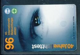 GERMANY Telefonkarte O 717 96  40 Jahre Lichttest- Auflage  5 000 Stück - Siehe Scan -15592 - Deutschland