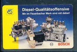 GERMANY Telefonkarte O 826 98  Bosch -  Auflage  2 000 Stück - Siehe Scan -15598 - Deutschland