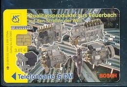 GERMANY Telefonkarte O 074 99  Bosch -  Auflage  5 500 Stück - Siehe Scan -15600 - Deutschland