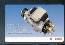 GERMANY Telefonkarte O 980 98  Bosch -  Auflage  3 000 Stück - Siehe Scan -15599 - Deutschland