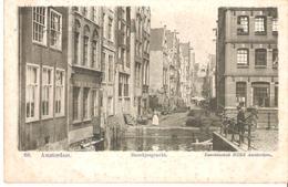 AMSTERDAM - Lot Van 5 Mooie Zichtkaarten - Amsterdam