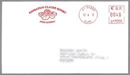FUNDACION CLAUDE MONET - GIVERNY. Gasny 2002 - Impresionismo