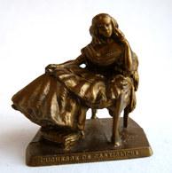 FIGURINE PUBLICITAIRE  MOKAREX - LA REVOLUTION FRANCAISE DUCHESSE DE CASTIGLIONE - Figurines
