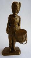 FIGURINE PUBLICITAIRE MOKAREX - SECOND EMPIRE - TAMBOUR (3) - Figurines
