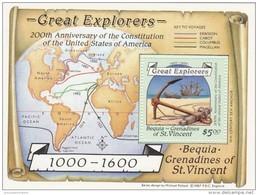 San Vicente Y Las Granadines Bequia Hb - St.Vincent Y Las Granadinas