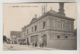 CPA VERNONNET (Eure) - Route De Magny - France