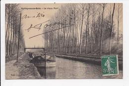 CPA 93 AULNAY SOUS BOIS Le Vieux Port - Aulnay Sous Bois