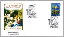 LA ADORACION DE LOS REYES MAGOS - The Adoration Of The Three Magi. La Pola Siero, Asturias, 2018 - Cristianismo