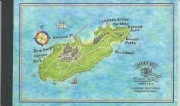 1998 MNH Alderney, Prestige Booklet, Postfris** - Alderney