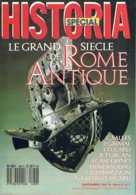 Historia - N°hs 489 - Rome Antique - Rome Antique - Histoire