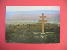 Carte Colombay-Les-Deux-Eglises Mémorial Charles De Gaulle - Cachet Haute- Marne - Geschiedenis