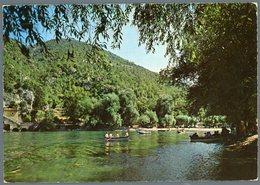 °°° Cartolina N. 130 Scanno Il Lago Viaggiata °°° - L'Aquila