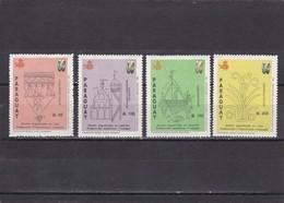 Paraguay Nº 2563 Al 2566 - Paraguay
