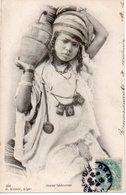 Jeune Bédouine - J. Geiser, Alger N°154- Voyagé 1902 - Algérie