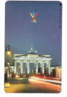 GERMANY  - O894  05/95 - Bank Gesellschaft Berlin - Brandenburger Tor  - Voll / Mint - Deutschland