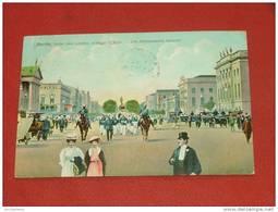 BERLIN - Militaria - Unter Den Linden - Die Schlosswache Kommt !  -  1908 - - Allemagne