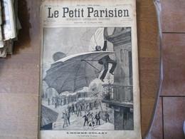 LE PETIT PARISIEN DU 9 SEPTEMBRE 1894 L'HOMME-VOLANT UNE EXPERIENCE TRAGIQUE,LA GUERRE ENTRE LA CHINE ET LE JAPON - Journaux - Quotidiens