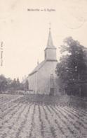 Mohiville L'Eglise Circulée En 1912 - Hamois