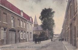 Marcke-sur-Lys Kerkstraat - Rue De L'Eglise Circulée En 1909 - Kortrijk