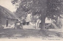 Genck Chaumières à Gelieren Circulée En 1913 - Genk