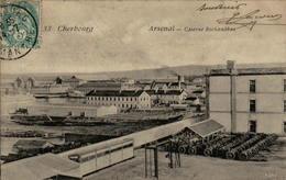 50 - CHERBOURG - Arsenal - Caserne Rochambeau - Cherbourg