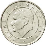 Monnaie, Turquie, 50000 Lira, 50 Bin Lira, 2001, Istanbul, SUP - Turquie