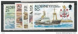 1991 MNH Alderney Postfris - Alderney
