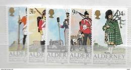 1985 MNH Alderney Postfris** - Alderney