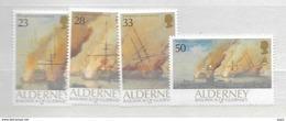 1992 MNH Alderney Postfris** - Alderney