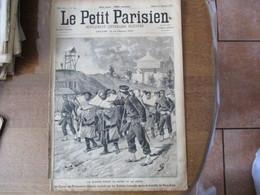 LE PETIT PARISIEN DU 30 SEPTEMBRE 1894 CONVOI DE PRISONNIERS CHINOIS APRES LA BATAILLE DE PING-YANK,LA REVUE DE CHATEAUD - Journaux - Quotidiens