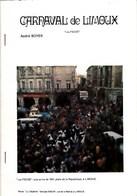 """Carnaval  De LIMOUX (11 Aude) """"Les FECOS""""   (Escrits Dal Mieu Païs )  1970  André Boyer  TBE - Livres, BD, Revues"""