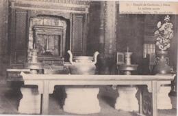 Bt - Cpa Chine - Temple De Confucius à Pékin - La Tablette Sacrée - Chine