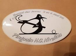 Nivelles  Pingouin H.c Nivelles - Stickers