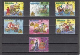Redonda - Viñetas De Fantasía