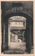 CPA 74 Annecy Porte De L'hôtel Charmoisy - Annecy