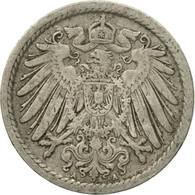 Monnaie, GERMANY - EMPIRE, Wilhelm II, 5 Pfennig, 1907, Berlin, TTB - [ 2] 1871-1918: Deutsches Kaiserreich